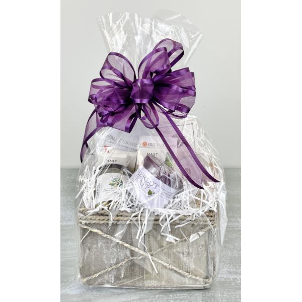 The Mast Jocelyn Butterfield Gift Basket