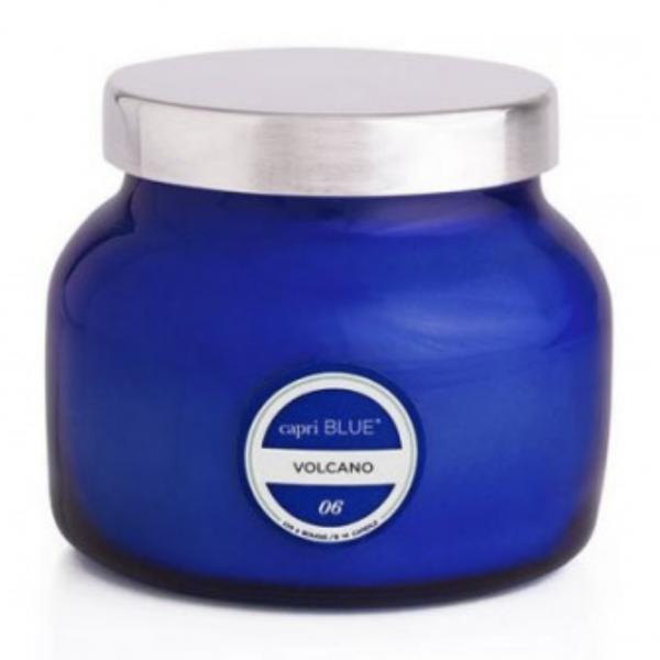 Capri Blue Volcano Blue Petite Jar, 8 oz