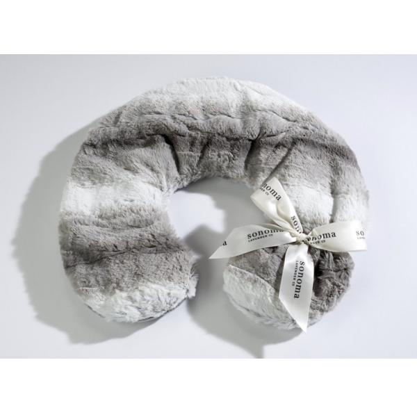 Sonoma Lavender - Lavender Neck Pillow Platinum Angora