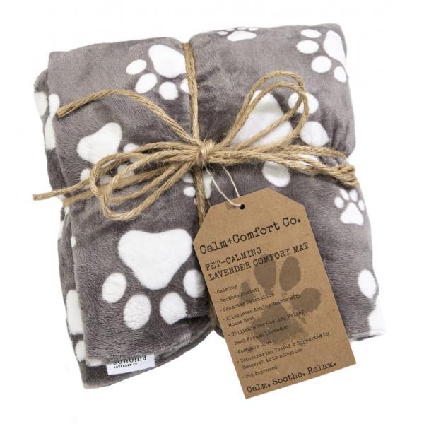 Sonoma Lavender - 18x16 Calm+Comfort Lavender Pet Calming Mat