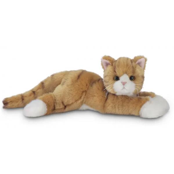 Bearington Collection Tabby The Orange Cat