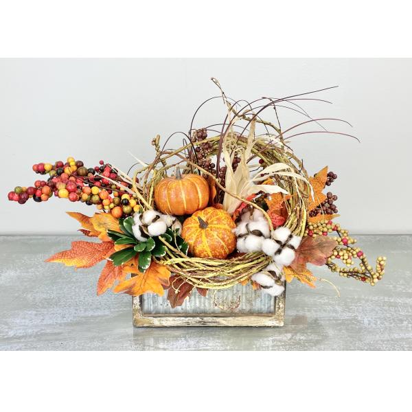 Awesome Autumn Permanent Arrangement