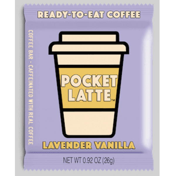 Pocket Latte Lavender Vanilla