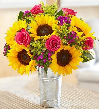 Sunflower Lover Bouquet