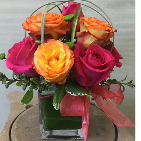 Boulder City Florist Rose Parade Bouquet