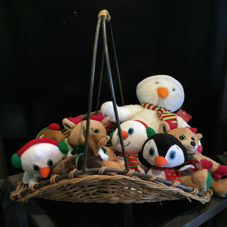 Assorted Christmas Plush