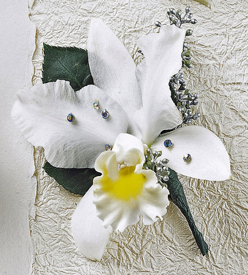 Solemnity Boutonniere