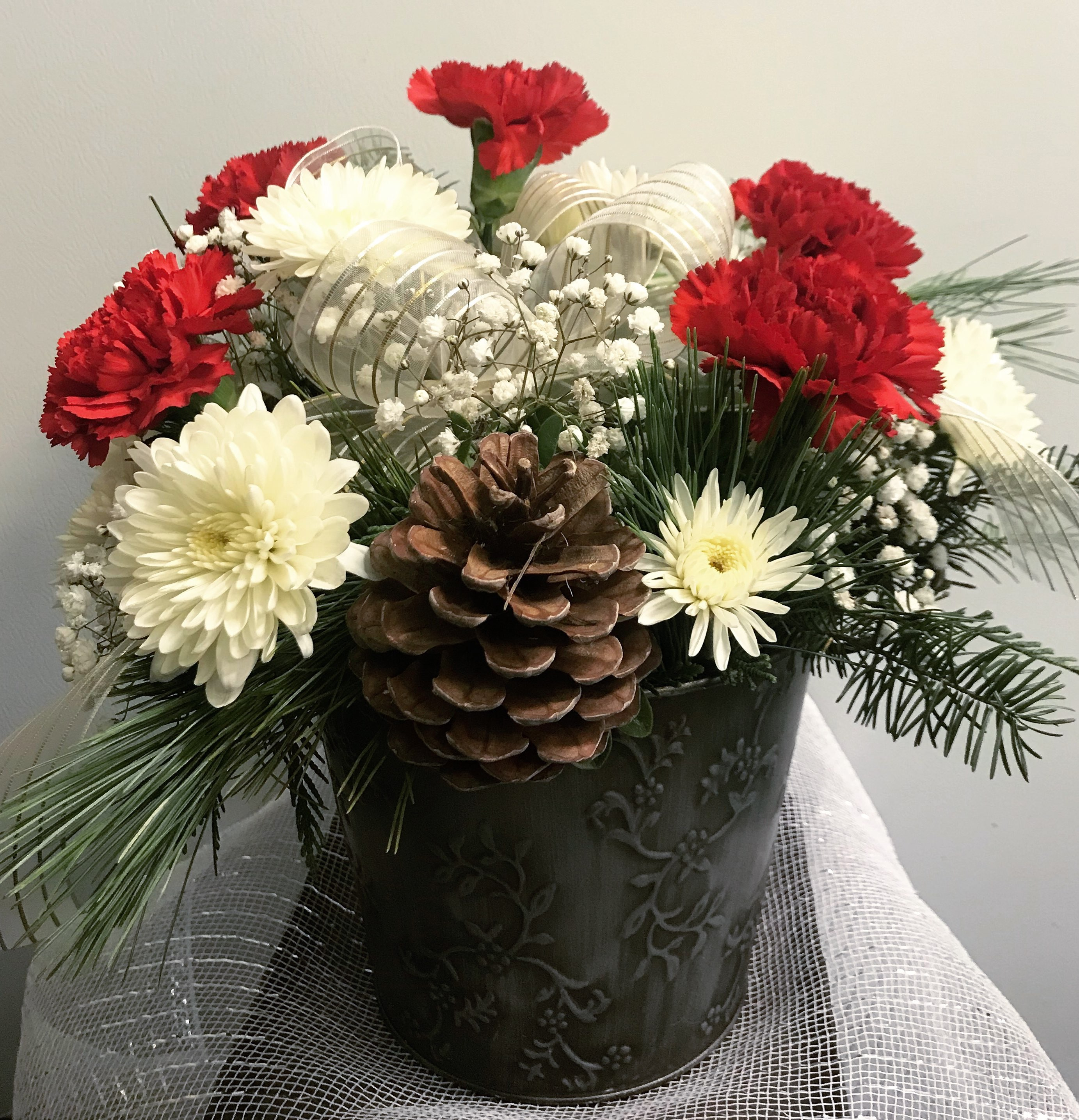 Winter Berry Bouquet