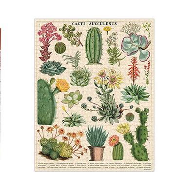 Cacti & Succulent Puzzle
