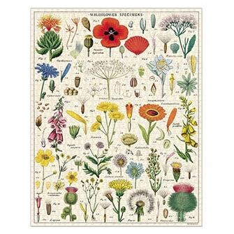 Wildflower Puzzle