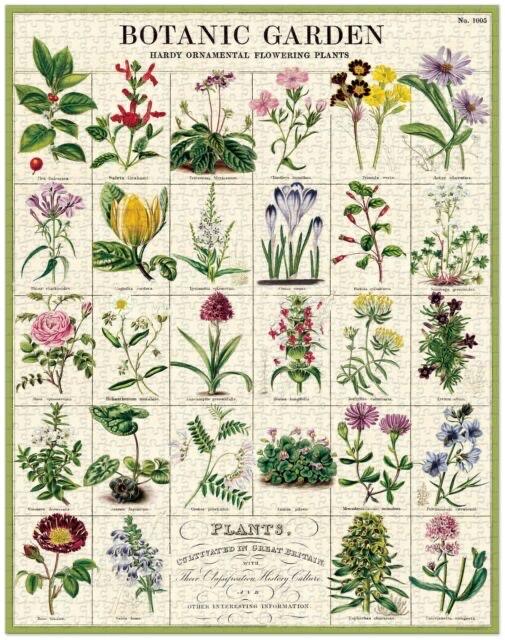 Botanic Garden Puzzle