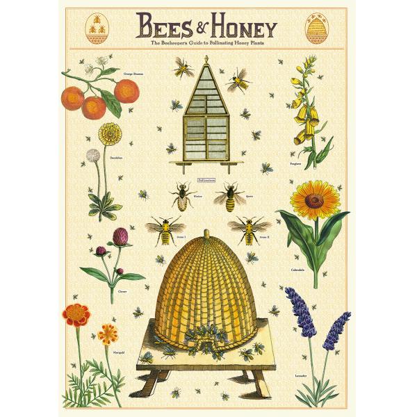 Bees & Honey Puzzle