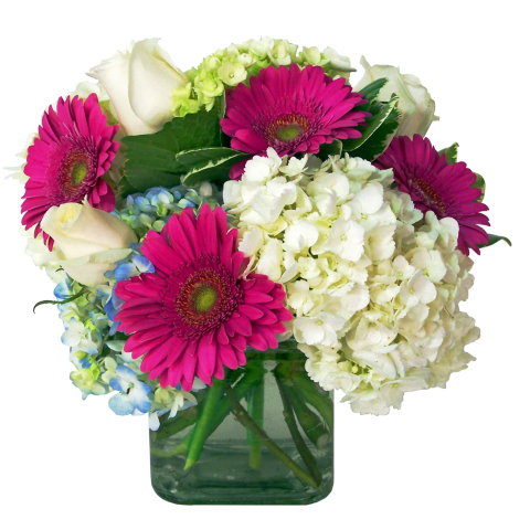 Reno & Sparks Flower Delivery | Sparks Florist® - Reno A New Arrival - Baby Girl Arrangement