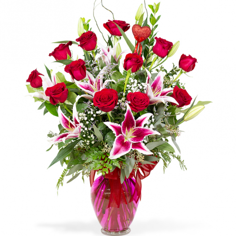 Sparks Florist® - Sparks Timeless Red Jewel