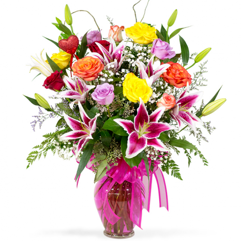 Sparks Florist® - Reno Timeless Colors Jewel