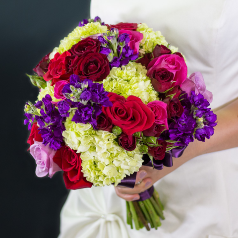 Reno & Sparks Flower Delivery | Sparks Florist® - Sparks Royalty Bridal Bouquet