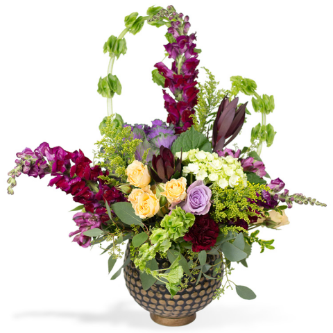 Sparks Florist® - Sparks Crimson Rising  (free standard delivery* w/ code FALL18)