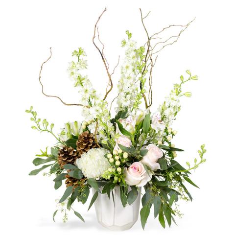 Sparks Florist® - Sparks Solstice Blush