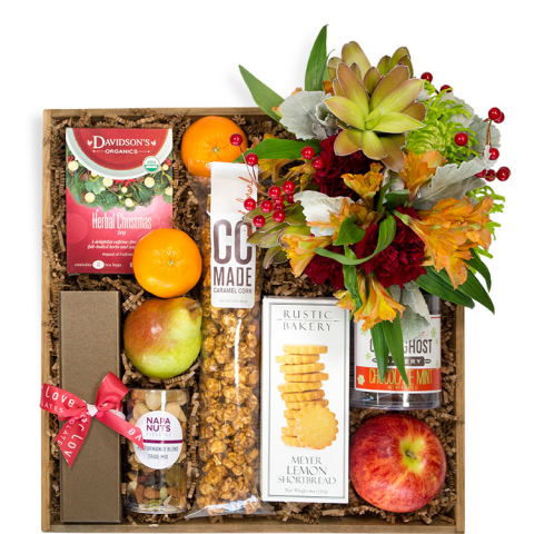Sparks Florist® - Reno Winter Indulgence Crate (free standard delivery* w/ code WINTER18)