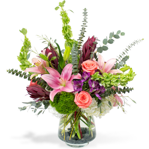 Sparks Florist® - Sparks Be Mine Bouquet