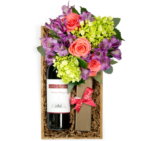 Reno & Sparks Flower Delivery | Sparks Florist® - Reno Better Together Gift Crate