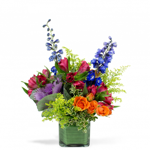Reno & Sparks Flower Delivery | Sparks Florist® - Reno Summer Smiles - Small