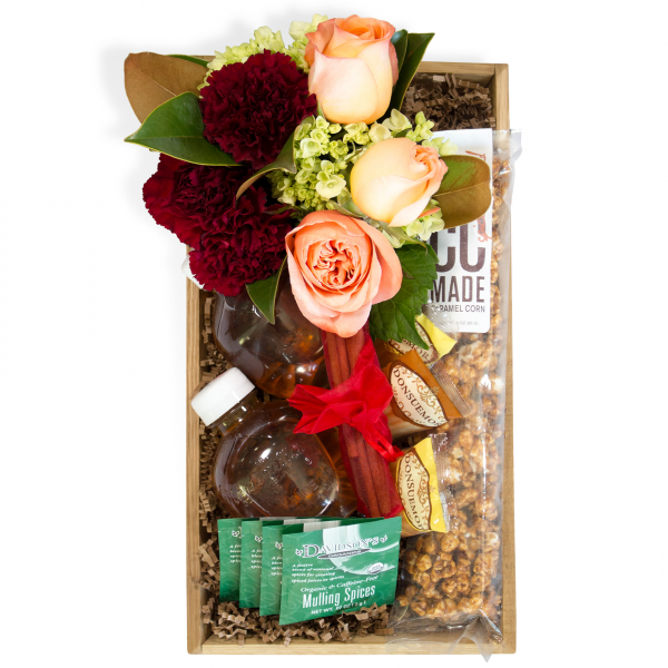 Sparks Florist® - Sparks Hot Cider Gift Crate (free standard delivery* w/ code FALL18)