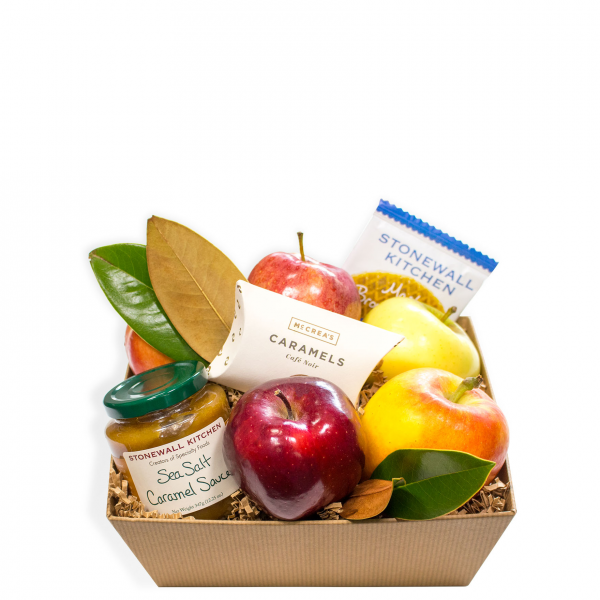 Reno & Sparks Flower Delivery | Sparks Florist® - Reno Caramel Apple (use code APPLE18 at checkout)
