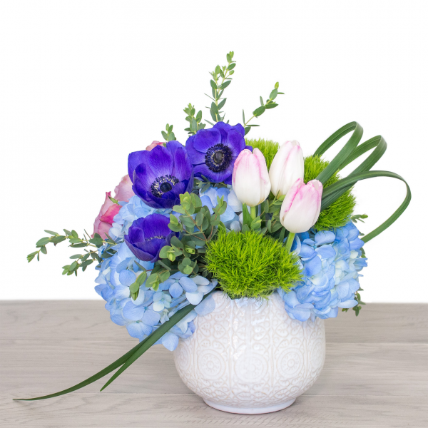 Reno & Sparks Flower Delivery | Sparks Florist® - Reno Rhapsody in Blue