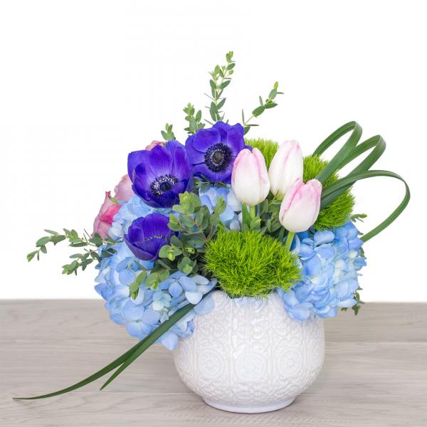 Reno & Sparks Flower Delivery | Sparks Florist® - Sparks Rhapsody in Blue
