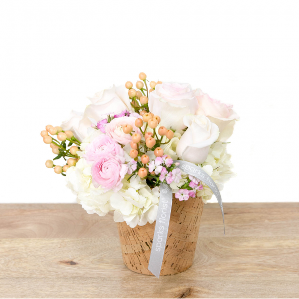 Reno & Sparks Flower Delivery | Sparks Florist® - Reno Pretty in Pink