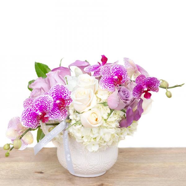 Reno & Sparks Flower Delivery | Sparks Florist® - Reno Lavender Luxe