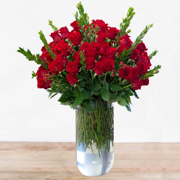 Reno & Sparks Flower Delivery | Sparks Florist® - Reno 100 Roses