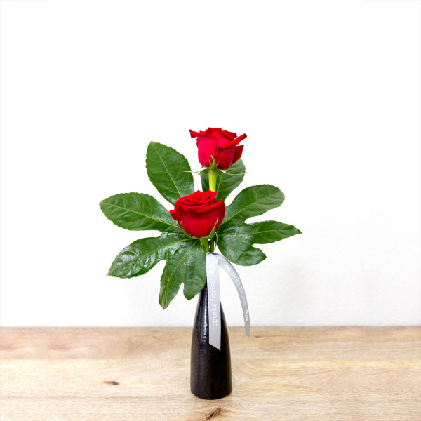 Reno & Sparks Flower Delivery | Sparks Florist® - Reno Red Rose Bud Vase