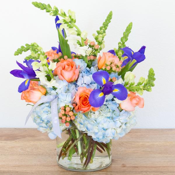 Reno & Sparks Flower Delivery | Sparks Florist® - Sparks Spring Colorful Collage - Large