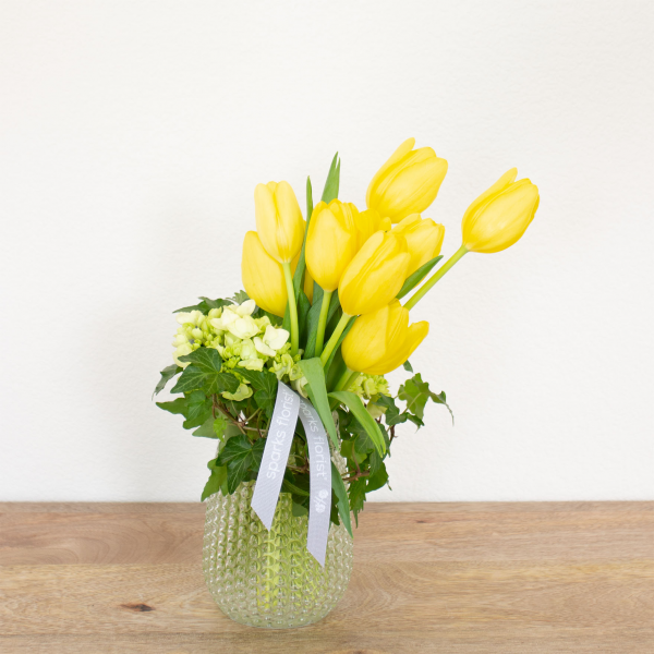 Reno & Sparks Flower Delivery | Sparks Florist® - Reno Tulip Cheer - Small