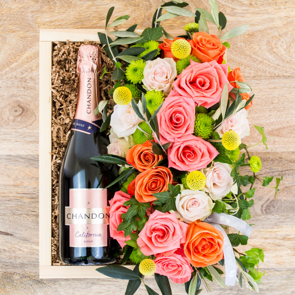 Reno & Sparks Flower Delivery | Sparks Florist® - Reno Champagne Glow
