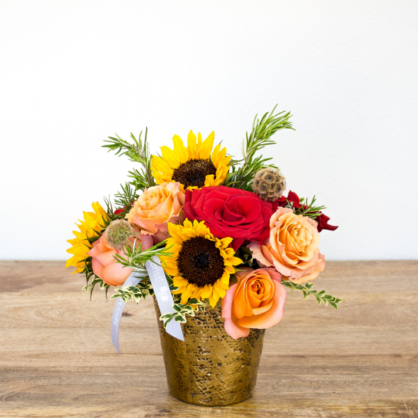 Reno & Sparks Flower Delivery | Sparks Florist® - Sparks Sunflower Harvest - Small