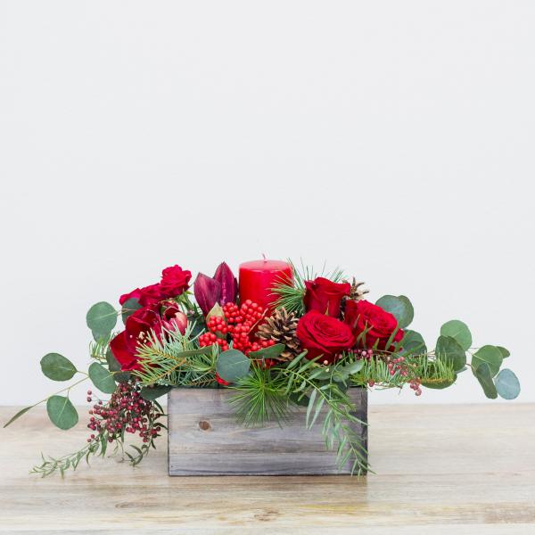 Reno & Sparks Flower Delivery | Sparks Florist® - Sparks Ruby Glow