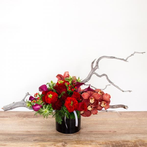 Reno & Sparks Flower Delivery | Sparks Florist® - Reno Crimson Classic