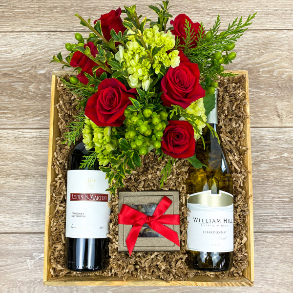 Better Together Christmas Gift Crate - Large