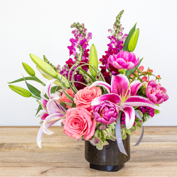 Reno & Sparks Flower Delivery | Sparks Florist® - Reno Midnight Romance