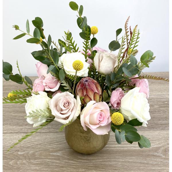 Reno & Sparks Flower Delivery | Sparks Florist® - Reno Blush Garden