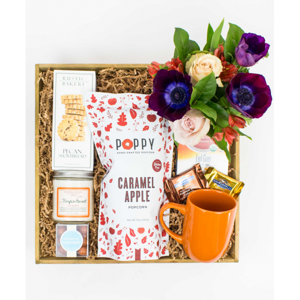 Fall Favorites Gift Crate