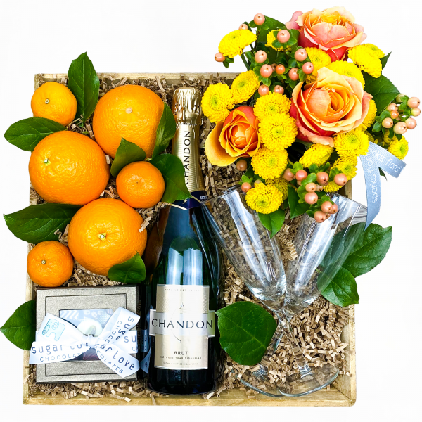 Mimosa Gift Crate