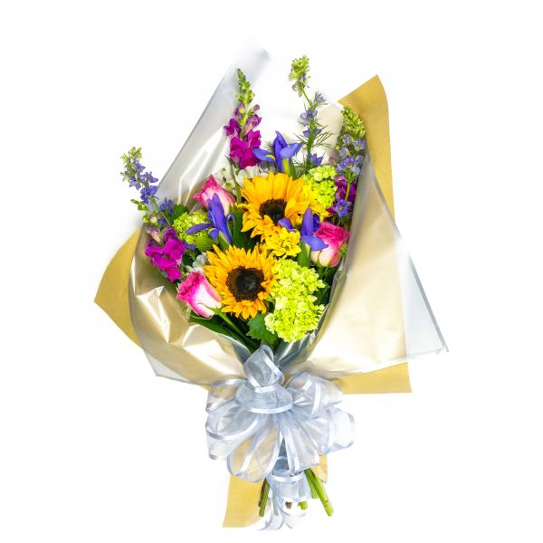 Graduation Bouquet<br><i>Customize paper color</i>