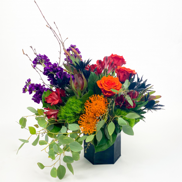 Fright Night Floral