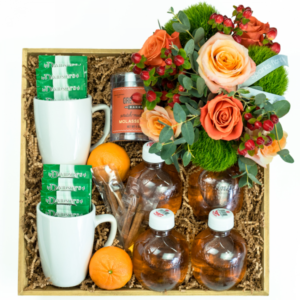 Hot Cider Gift Crate
