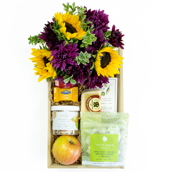 Savory & Sweet Gift Crate