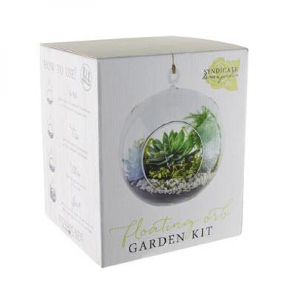 Syndicate Floating Orb Garden Kit